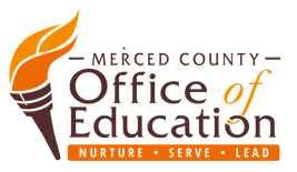 Merced County Office of Ed Logo